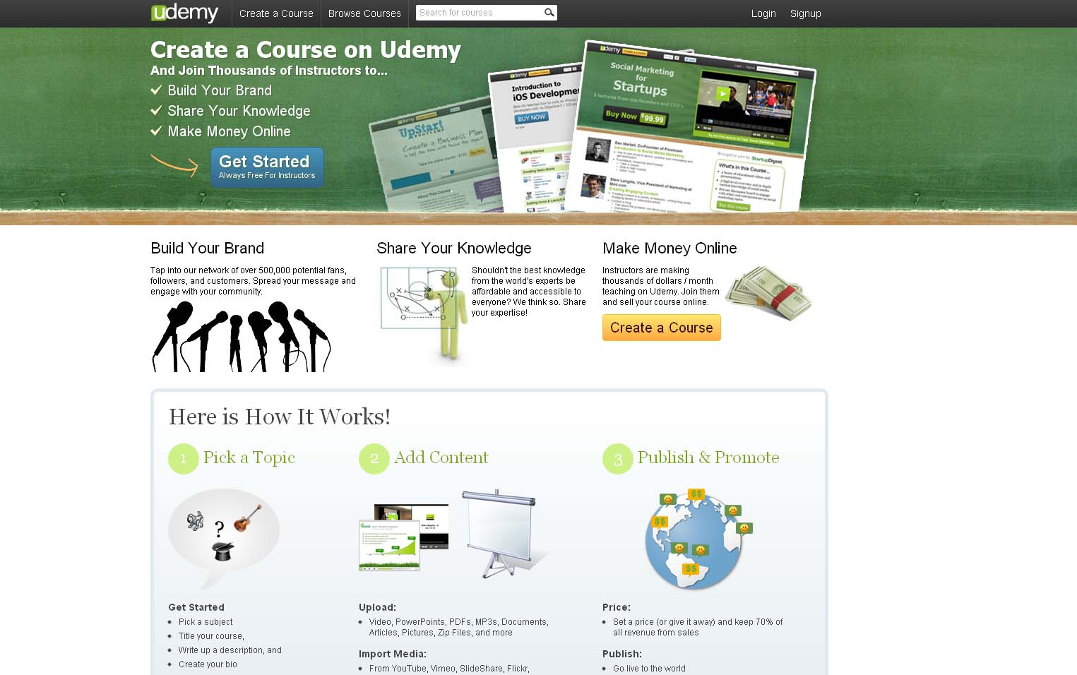 make money with your online course
