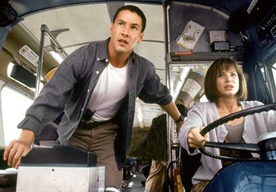 "scene from movie ""Speed"""