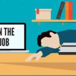 Strategies For Sleeping On The Job