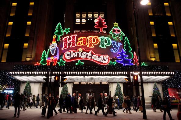 London+Christmas+Retail