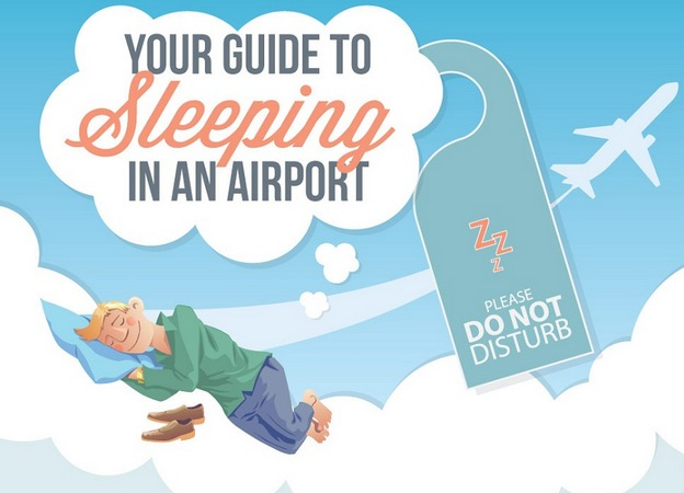 Your Guide to Sleeping in an Airport