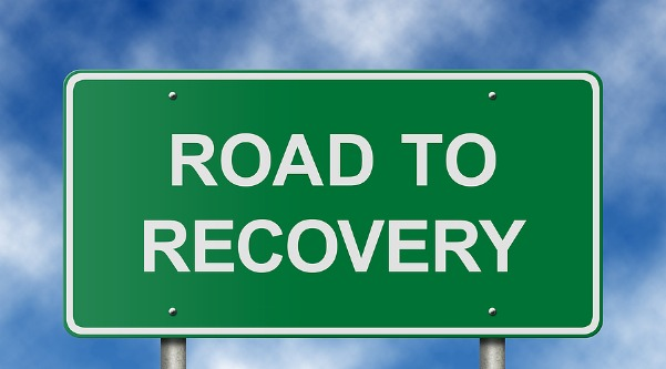 Road-to-Recovery-Sign