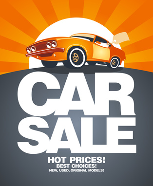 used-car-sale