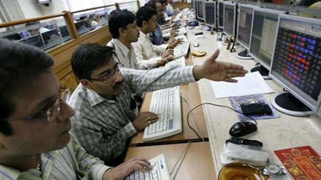 online trading india