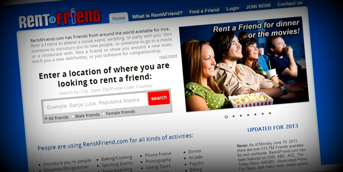 Rent a Friend To Meet New People And Find Platonic Companionship Companion Caregiver Respite