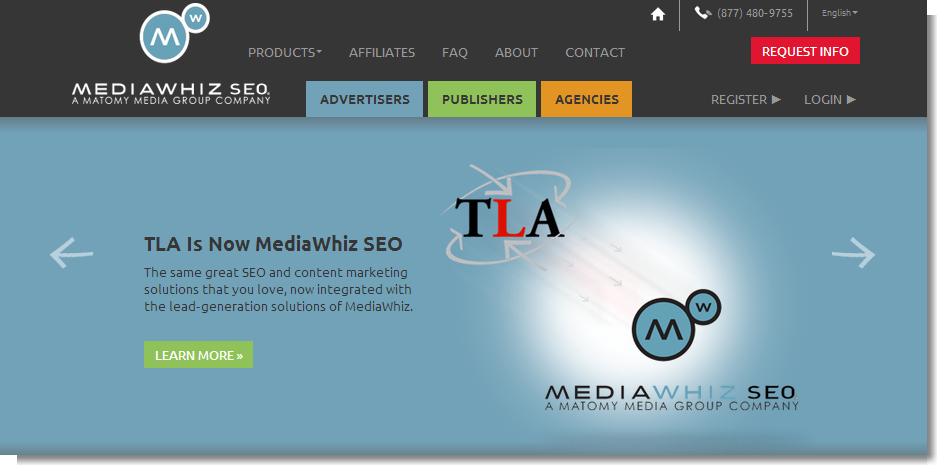 TLA is now MediaWhiz SEO  Maximize Your Site Visibility