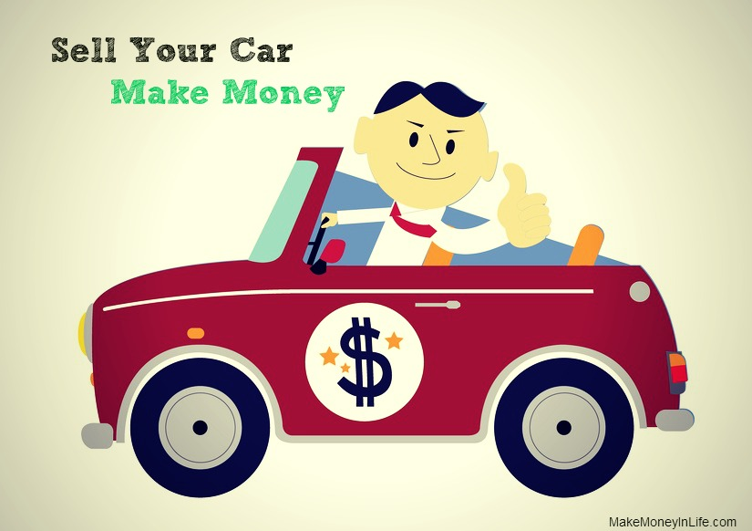 sell-car-make-money