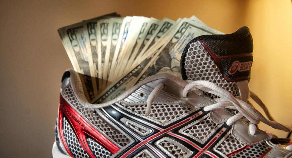 Money-Shoes