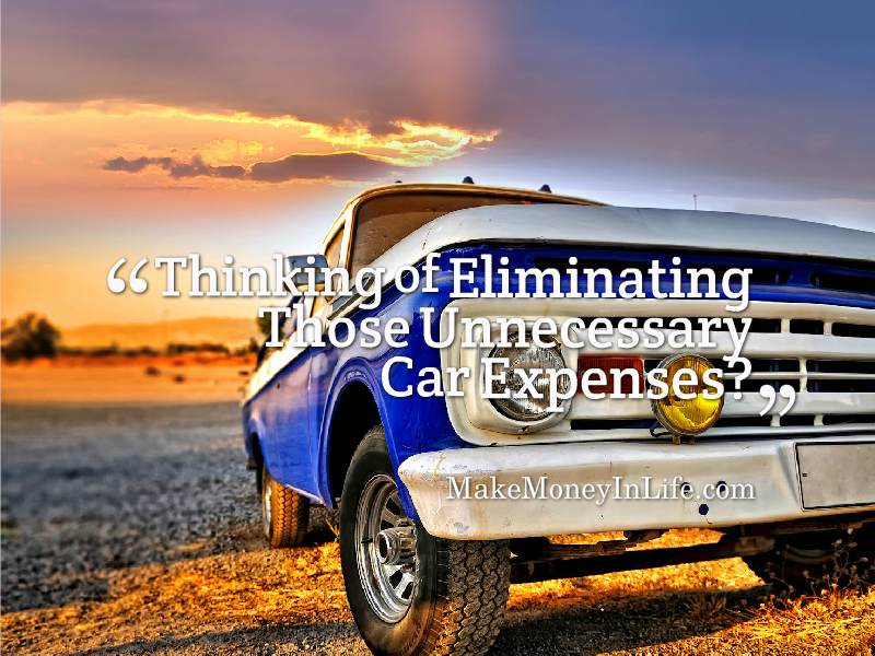 eliminate-car-expenses
