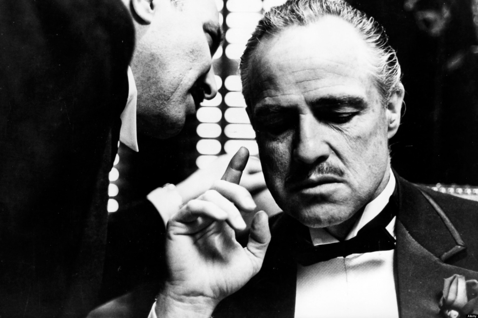 marlon brando in the godfather 1972