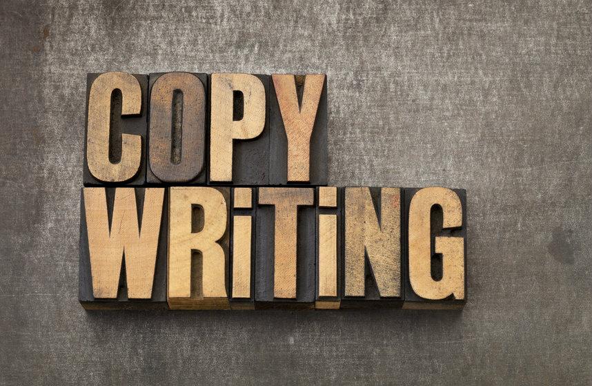 Copy writter