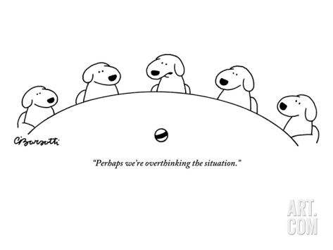 charles-barsotti--perhaps-we-re-overthinking-the-situation--new-yorker-cartoon_i-G-68-6877-77EJ100Z