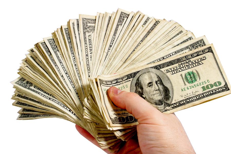 hands-money