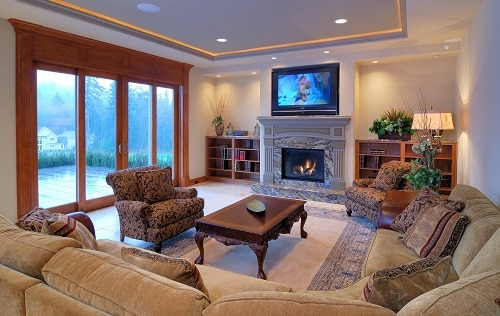 How to upgrade your living room with little money and for Living room upgrades