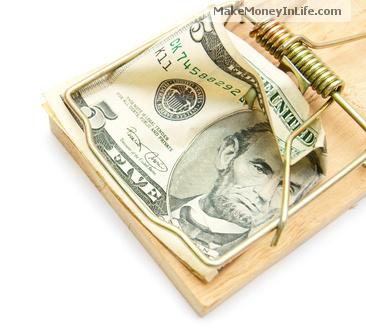 online-money-scam-trap