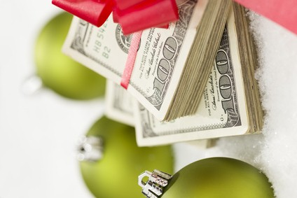 Money and Christmas
