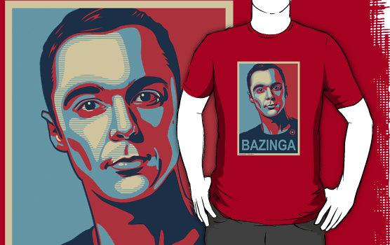 Bazinga-Shirt