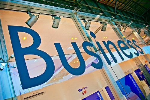 business-sign