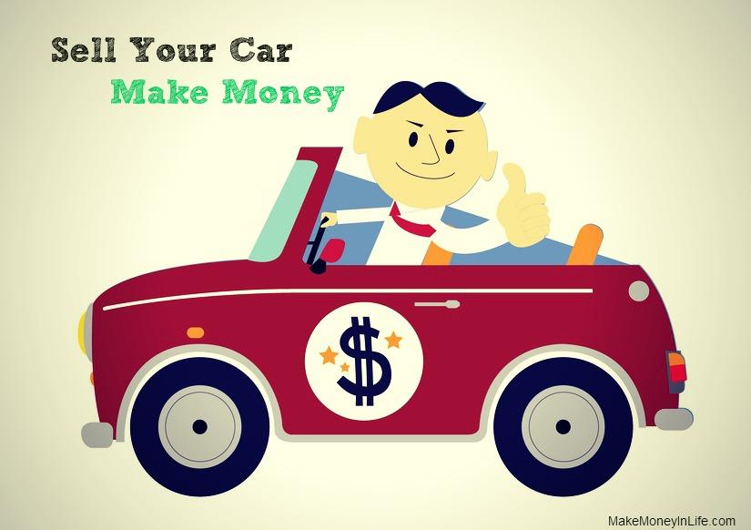 sell-car-make-money