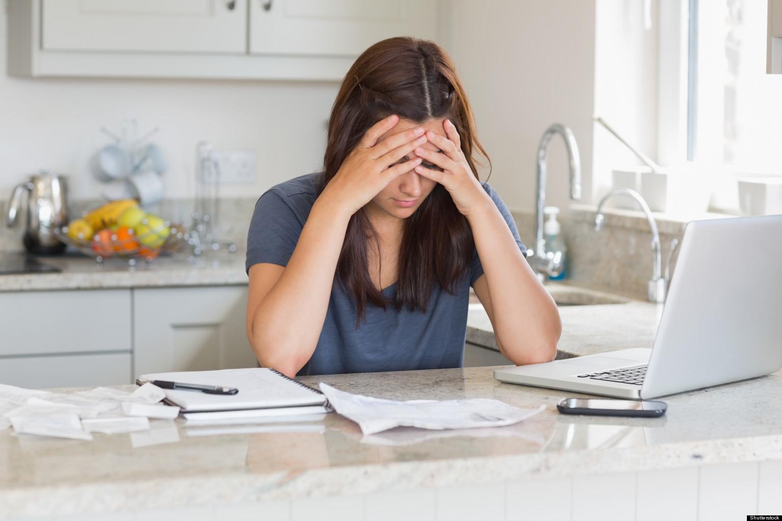 stress-over-money